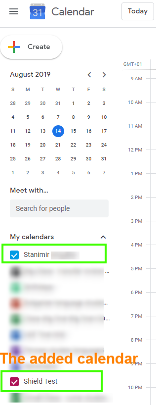 GAT+ Google Calendar Audit: Add additional Owners to Any Existing Calendar 3