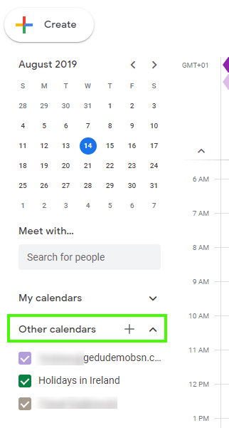 GAT+ Google Calendar Audit: Add additional Owners to Any Existing Calendar 5