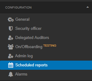 GAT+: Create Scheduled Reports in Drive Audit 1
