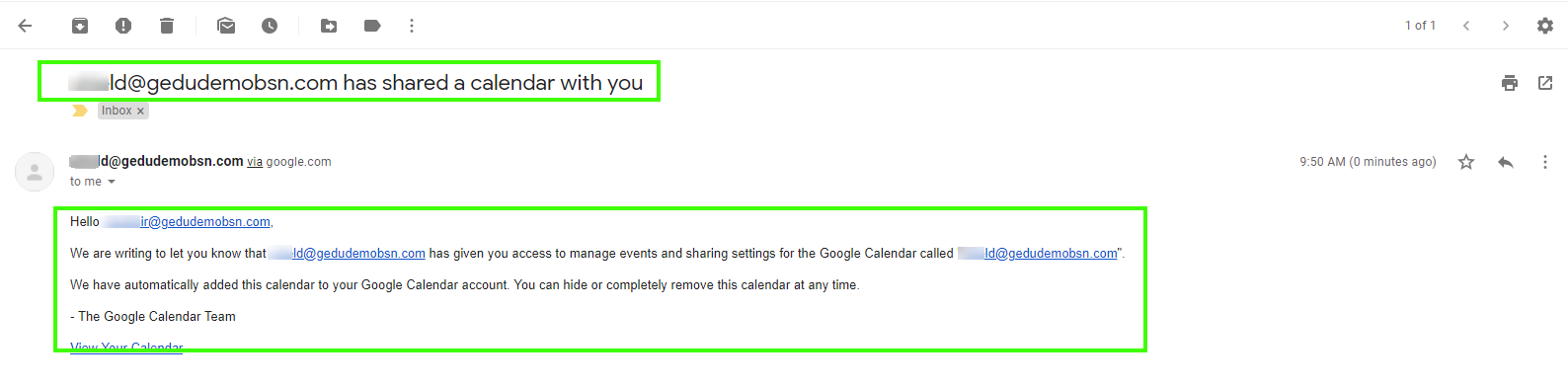 GAT+ Google Calendar Audit: Add additional Owners to Any Existing Calendar 2