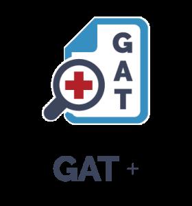 GAT+ logo