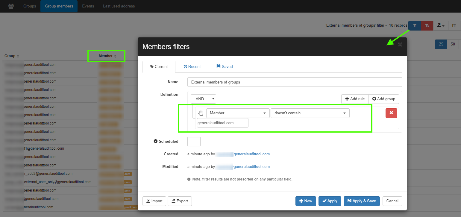 GAT+: Identify External Members within Your Google Groups 2