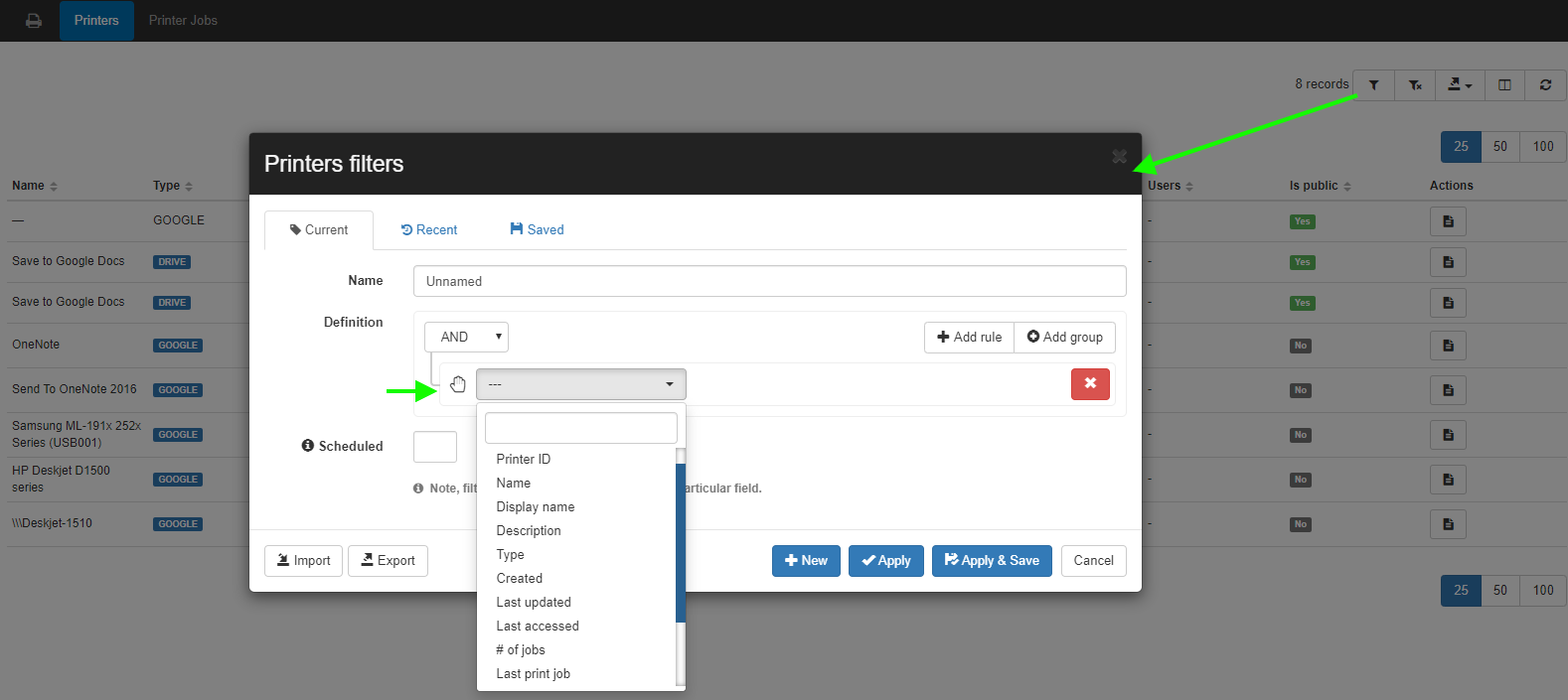 GAT+: Google Cloud Print Auditing 3