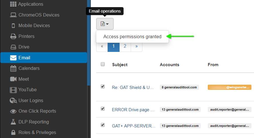 You Can Bulk Download or View Email Contents with GAT Unlock 3