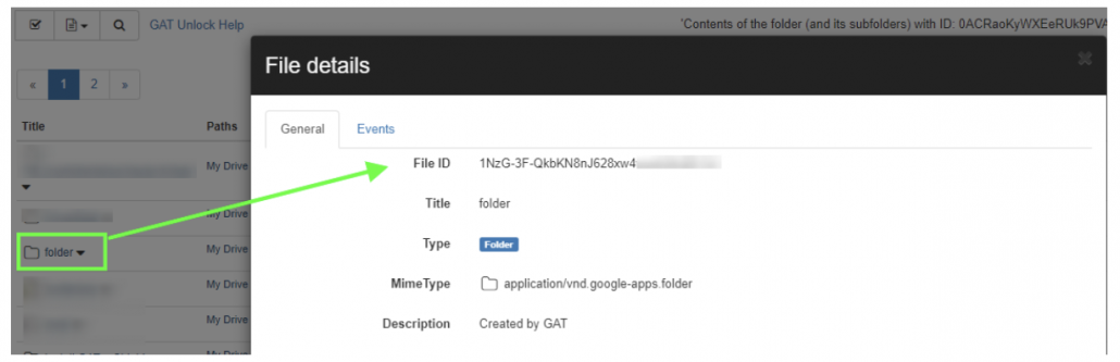 GAT+: Creating a GAT Policy for a Document 11