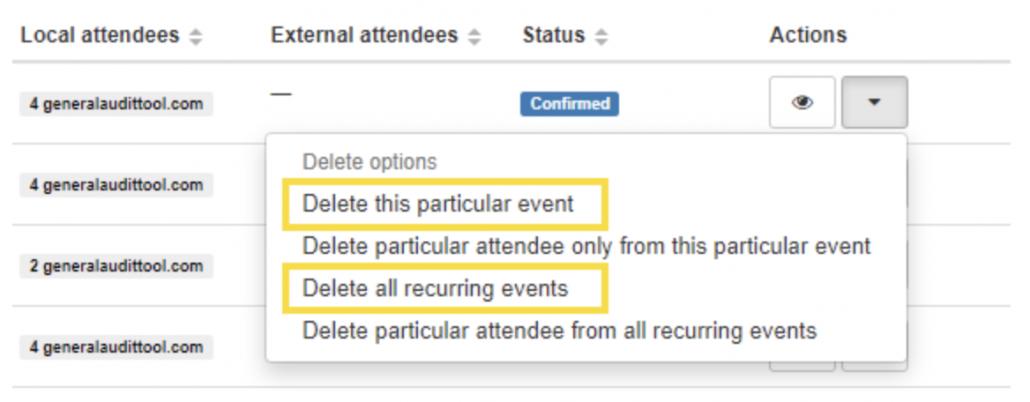 GAT+: A More Powerful Google Calendar Audit 12
