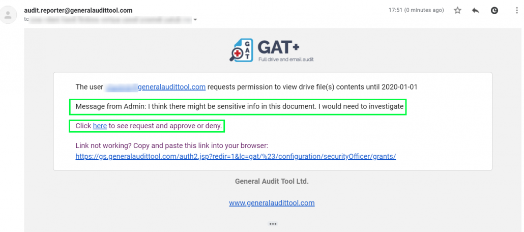 GAT+: How to Silently View Files from Your Google Drive 6